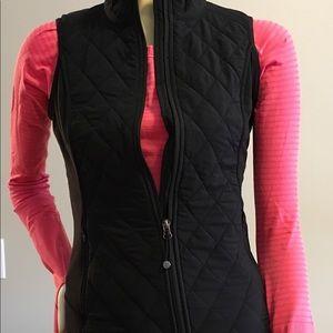 Athleta Upside Zip Up Vest-sz XS